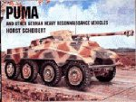 Puma and Other German Recon Vehicles