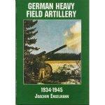 German Heavy Field Artillery in World War II
