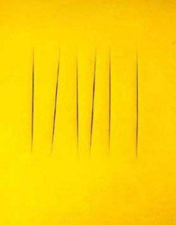 Lucio Fontana: Venice/New York by Various