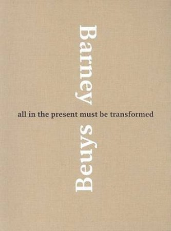 All in the Present Must be Transforme by n Spector