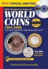 2009 Standard Catalog of World Coins 19012000 DVD