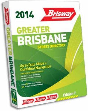 Brisway Street Directory 2014 by Various