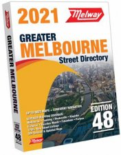 2021 Greater Melbourne Melway Edition 48