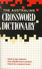 The Australian Crossword Dictionary
