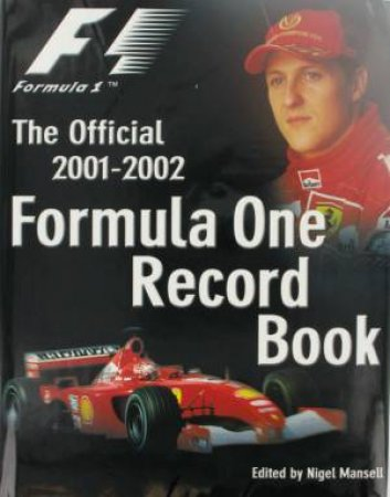 The Official 2001-02 Formula One Record Book by Various