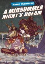 Manga Shakespeare Midsummer Nights Dream