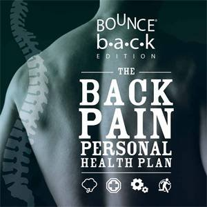 The Back Pain Personal Health Plan by Nick Sinfield & Trish Wisbey-Roth