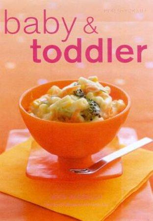 Baby And Toddler by Jody Vassallo