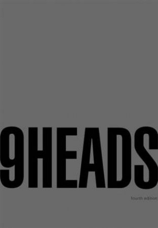 9 Heads: A Guide to Drawing Fashion by Nancy Riegelman