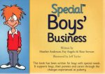 Special Boys' Business by Heather Anderson & Fay Angelo