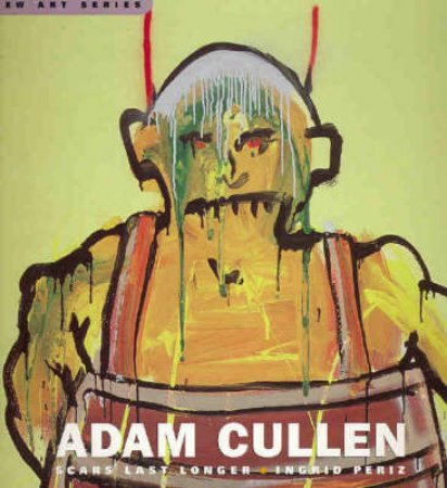 Cullen,Adam  (New Art Series) by Perez Ingrid