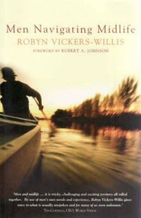 Men Navigating Midlife by Robyn Vickers-Willis