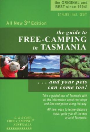 Hema Guides: Free-Camping in Tasmania, 4th Ed  by Various - 9780975780534 -  QBD Books