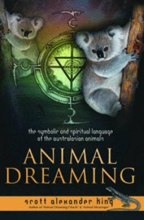 Animal Dreaming Book