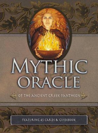 Mythic Oracle Of The Ancient Greek Pantheon