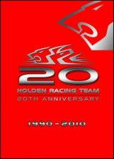 20 Years of Holden Racing Team