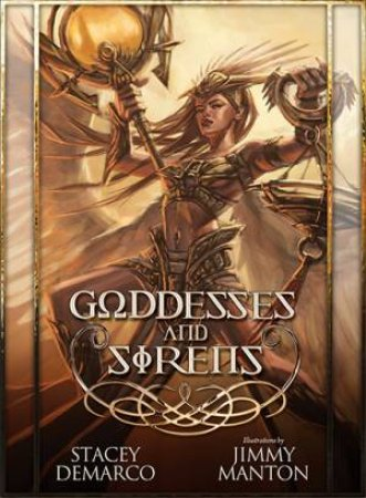 Goddesses And Sirens Oracle Cards