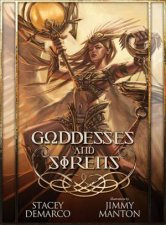 Goddesses And Sirens Oracle Cards by Stacey Demarco & Jimmy Manton