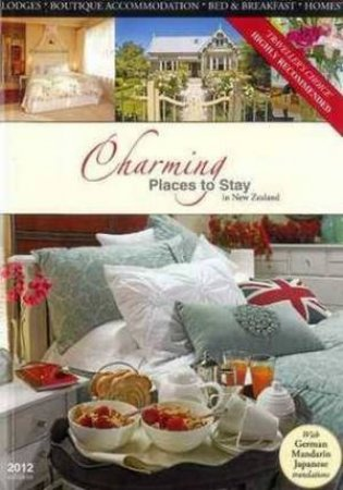 Charming Places to Stay in New Zealand 2012