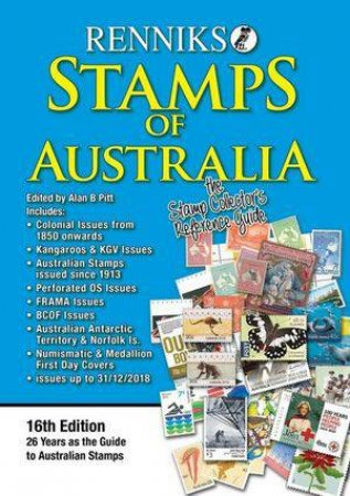 Renniks Stamps Of Australia 16th Ed