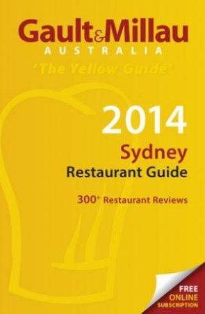 2014 Sydney Restaurant Guide