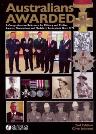 Australians Awarded- 2nd Ed.