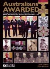 Australians Awarded 2nd Ed