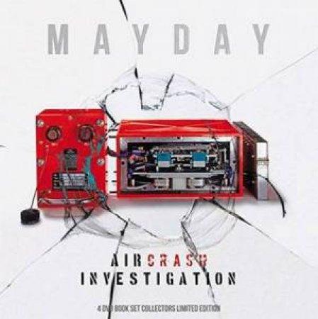 mayday air disasters dvd box set new
