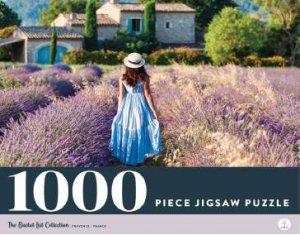 1000 Piece Jigsaw Puzzle: Provence, France