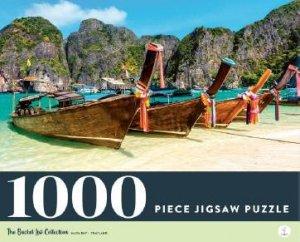1000 Piece Jigsaw Puzzle: Maya Bay, Thailand
