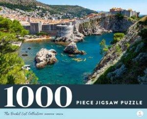 1000 Piece Jigsaw Puzzle: Dubrovnik, Croatia