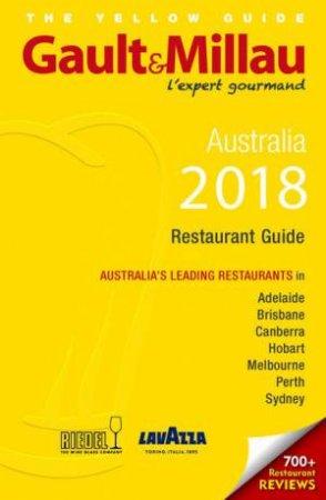Gault & Millau 2018 Restaurant Guide