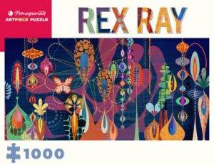 Rex Ray 1000-Piece Jigsaw Puzzle