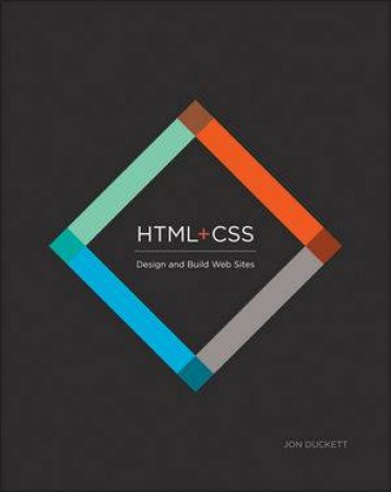 HTML & Css: Designing and Building Web Sites