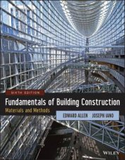 Fundamentals of Building Construction 6th Edition