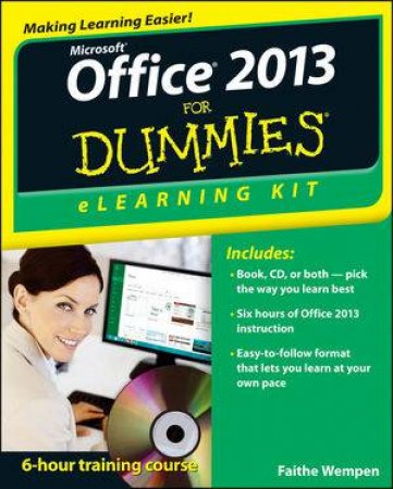 Office 2013 eLearning Kit for Dummies by Various