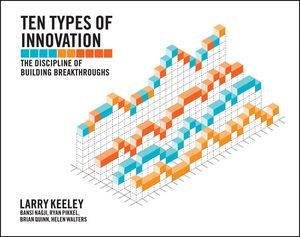 Ten Types of Innovation: The Discipline of Building Breakthroughs by Larry Keeley & Bansi Nagji & Helen Walters