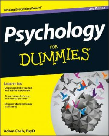 Psychology for Dummies (2nd Edition)
