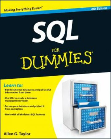 SQL for Dummies (8th Edition)
