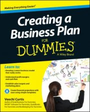 Creating a Business Plan for Dummies