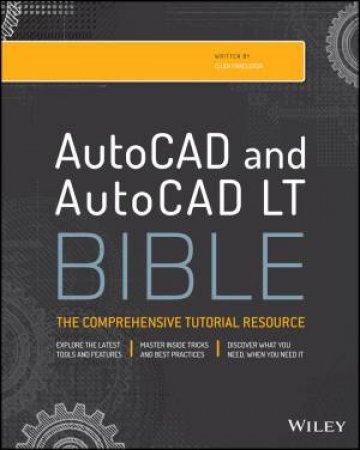 AutoCAD 2015 and AutoCAD 2015 LT Bible