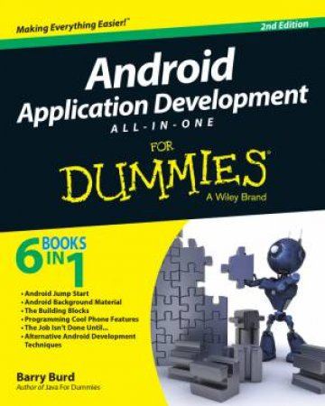 Android App Development All-In-One for Dummies - 2nd Edition