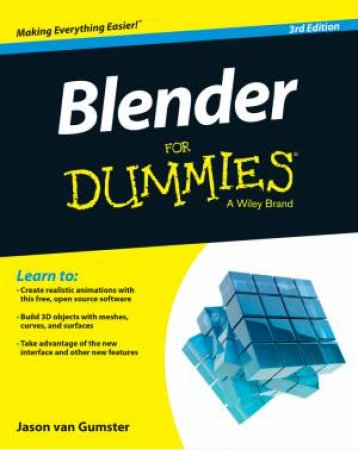 Blender for Dummies - 3rd Edition
