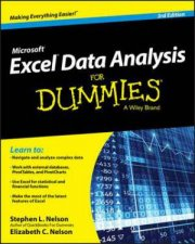 Excel Data Analysis for Dummies - 3rd Edition by Stephen L. Nelson