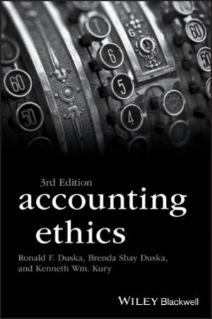 Accounting Ethics 3rd Ed