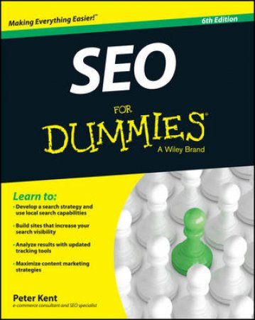 SEO for Dummies, 6th Edition by Peter Kent