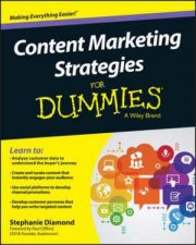 Content Marketing Strategies for Dummies by Stephanie Diamond