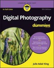 Digital Photography For Dummies  8th Ed