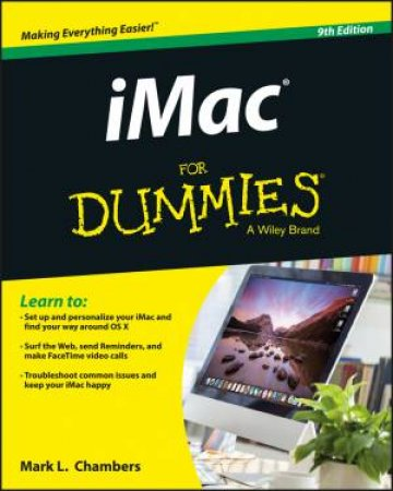 iMac For Dummies, (9th Edition)