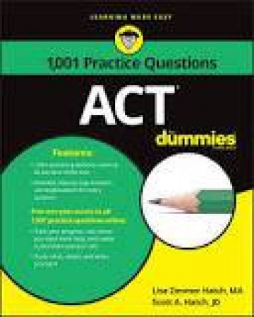 1,001 Act Practice Questions for Dummies